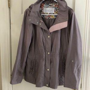 Jessica Simpson Lightweight Hooded Jacket XL